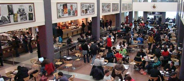 STAMP food court